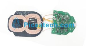 Qi PCBA DIY Wireless Charging Coil Charging Circuit Board
