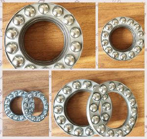 Single Thrust Ball Bearing 17X35X12mm NTN 51203 Bearing pictures & photos