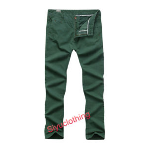 Men′s Casual Chino Fashion Long Trousers Pants (P-1503) pictures & photos