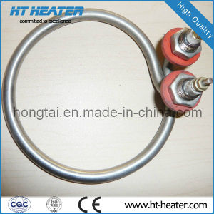 Customized Electric Round Tubular Heater pictures & photos