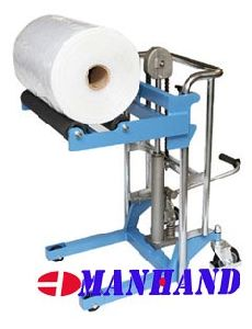Paper Roll Attchment Hand Stacker