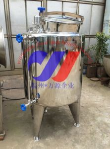 250L Single Layer Stainless Steel Storage Tank pictures & photos