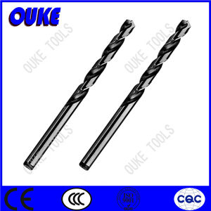 HSS Fully Ground Black Finish Twist Drill Bit for Aluminum pictures & photos