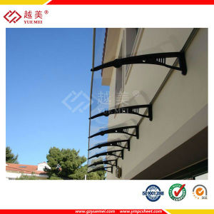 PC Solid Sheet Window Awning pictures & photos