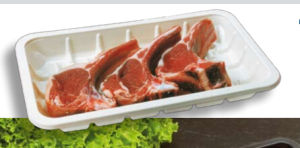 China Gold Supplier Factory Price Vacuum Forming Meat&Food Industry Use Frozen Food Tray Packaging for Supermarket Display pictures & photos