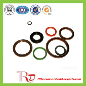 Oil Resistance Rubber O Ring Dust Seals pictures & photos