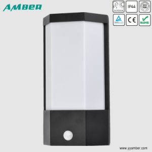 Aluminium LED Outdoor Wall Light with Sensor pictures & photos
