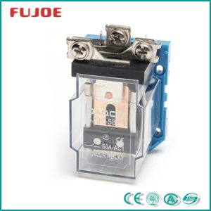Jqx-58f 60A 1z DC12V Electric Relay Power Relay pictures & photos