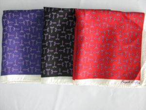 100% Silk Ladies Scarves pictures & photos