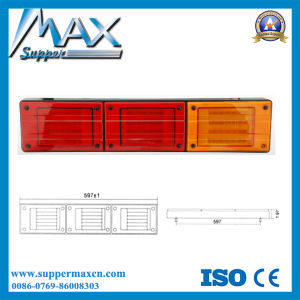 Truck/Semitrailer Tail Lamps (Lde 09213) pictures & photos