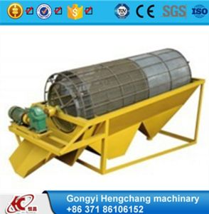 Mineral Gold separator Rotary Trommel Screen for Sale pictures & photos