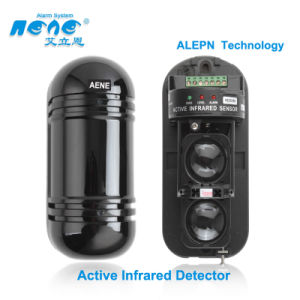 Two Beams IR Detector (ABT with 3 LED economy)