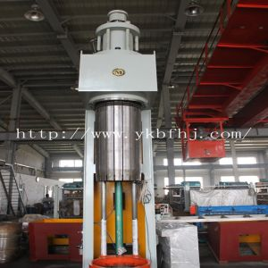 Conical Steel Drum or Barrel Automatic Cone Shaper pictures & photos