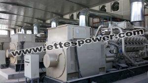 500kw/625kVA Coal Bed Gas Generator