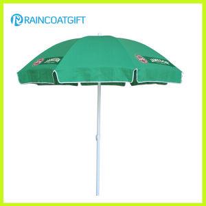 Adjustable Sunshade Outdoor Printed Beach Umbrella pictures & photos