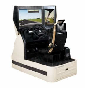120 Degree Driving Simulator (QJ-3A1)