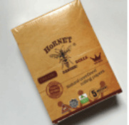 Hornet Brown 5 Meter Rolling Paper 24 Roll/Box (ES-RP-054) pictures & photos