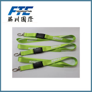 Promotional Gifts Printed or Heat Transfer Printing Lanyard pictures & photos