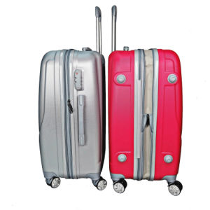 "ABS Suitcase 20""24""28"" Inch Trolley Bag Expandable Travel Luggage pictures & photos"