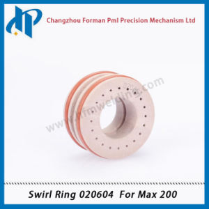 Swirl Ring 020604 for Max200 Plasma Cutting Torch Consumables pictures & photos