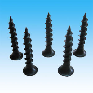 Coarse Thread Black Bugle Head Drywall Screw pictures & photos