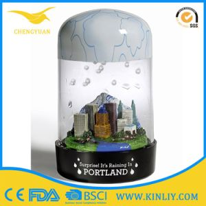 Crystal Resin Snow Globe Gifts Snow Globe for Sale pictures & photos