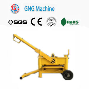 Hand Press Brick Cutting Machine pictures & photos