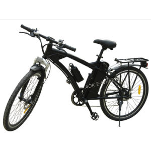 Mountain Lithium Battery Electric Bike (TDE-003) pictures & photos
