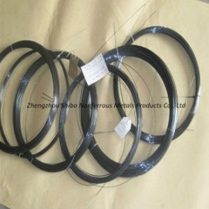 Black Tungsten Wires, 99.95% White Tungsten Heater Filament pictures & photos