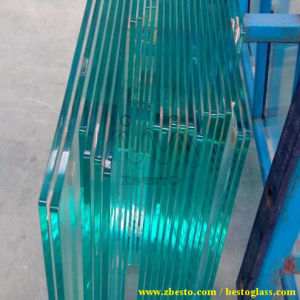 Customized Size Heat Resistant Replacement Thick Window Tempered Glass Manufacturer