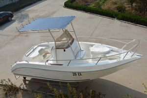 Waterwish Qd 20 Ex Speed Fishing Boat
