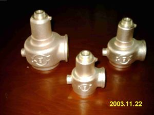 High Precision Brass Parts for Agriculture with ISO 9001