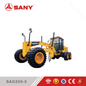 Sany Sag200-5 200HP Hydraulic Motor Grader of Construction Machinery pictures & photos