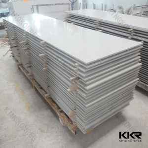 Kkr 12mm 100% Pure Acrylic Solid Surface Sheets pictures & photos