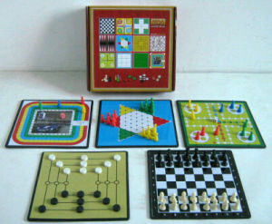 12 in 1 Game Set with Game Board, Chess Game