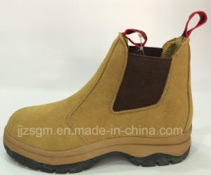 Fashion High Top Steel Toe Work & Safety Boots pictures & photos