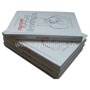 Hard Cover Book Printing Service (XY-2684)