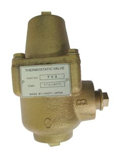 Fusheng Air Comrpessor Part 37kw TV3 Thermostat Valve pictures & photos