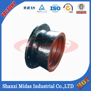 Chinease Ductile Iron Socket Pipe Fitting Manufacturer pictures & photos