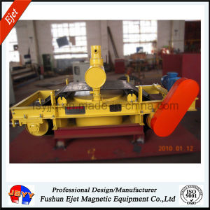 Electric Oil Cooled Cross Belt Magnetic Separator for Metal Garbage Sorting pictures & photos