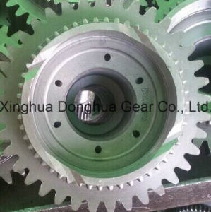 Motorcycle 428 17 Tooth 20mm ID Front Engine 17t Sprocket Chain Roller Wheel for Motocross 50cc-160cc Orion Apollo Pit Dirt Bike pictures & photos