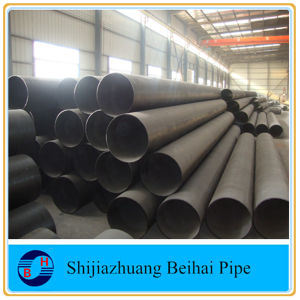 Smls Carbon Steel A106 Grc Sch80 Pipe ASME B36.10m pictures & photos