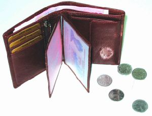 Men′s Genuine Leather Wallet/Purse/Bag (JYW-24042) pictures & photos