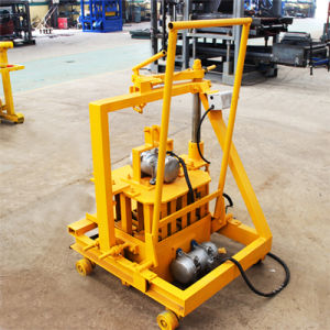 Small Moving Block Machine (QT40-3C) pictures & photos