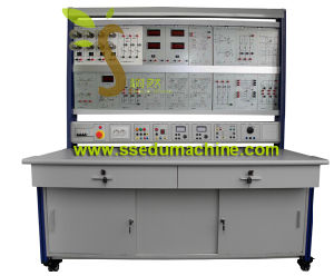 Educational Equipment Power Electronics Training Workbench Teaching Equipment pictures & photos