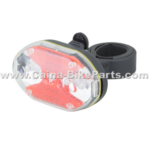 A2001017r 5 Red LED Bicycle Light/Bike Flash Light pictures & photos