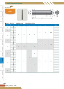 Die Casting Mould Suj2 Mold Guide Pin pictures & photos