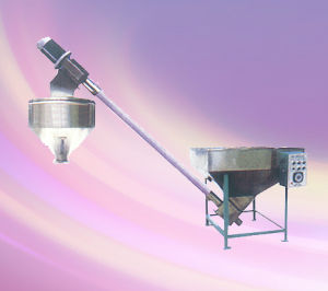 Spring Charger, Spring Material Conveyer for Plastic Extruder pictures & photos