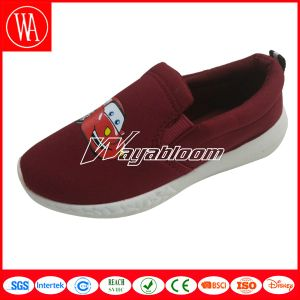 Pure Fruit Color Children′s Casual Shoes with Pattern