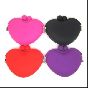 Silicone Wallet Silicone Coin Purse